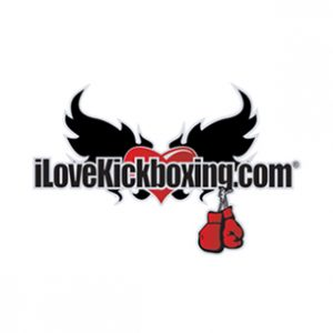 I Love Kick Boxing Logo
